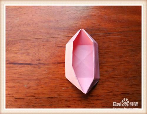 垃圾桶的折法 简单纸盒子怎么折 图解