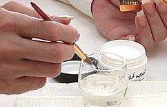 美甲diy如何做水晶指甲