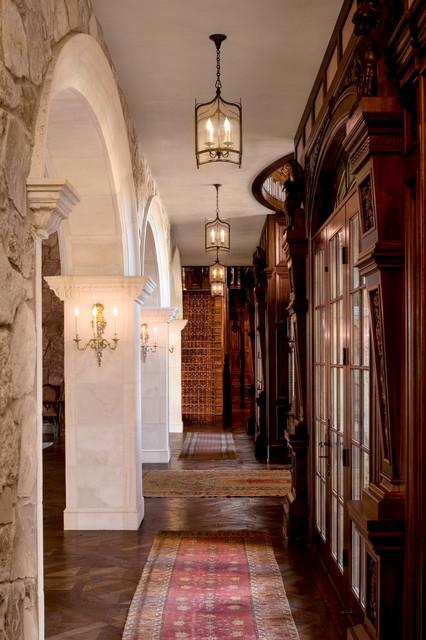 古典欧式风格的别墅图片