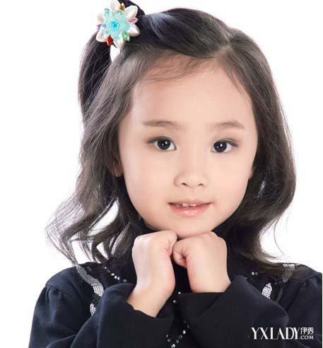小女孩短发发型设计效果图(2)图片