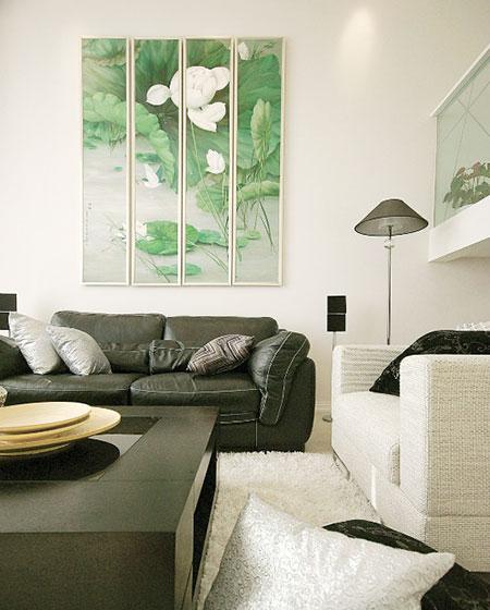 11个中式客厅装修效果图 感受复古式清新_11个中式客厅装修效果图图片