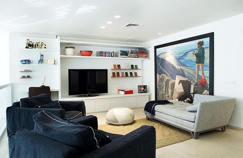 电视柜风格款式 经典欧式风格推荐图片