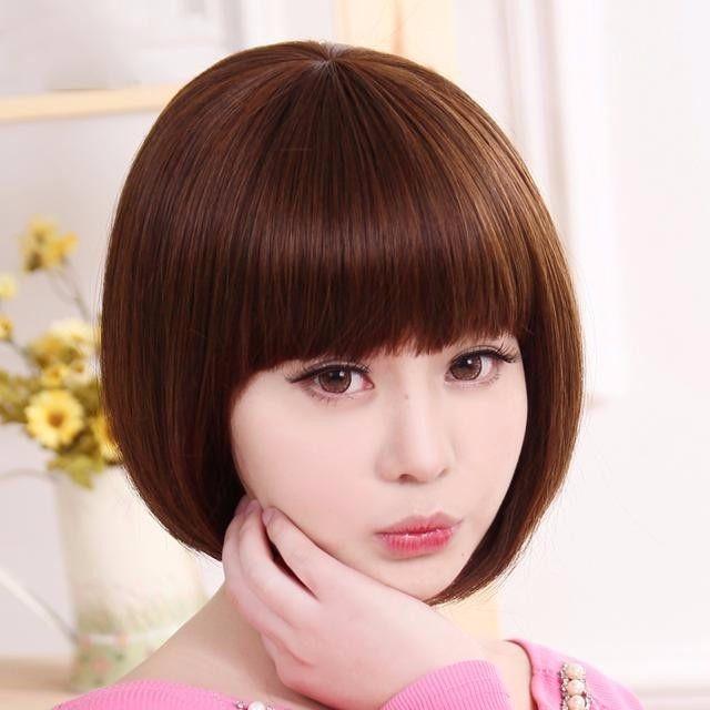 短头发照片女分享展示