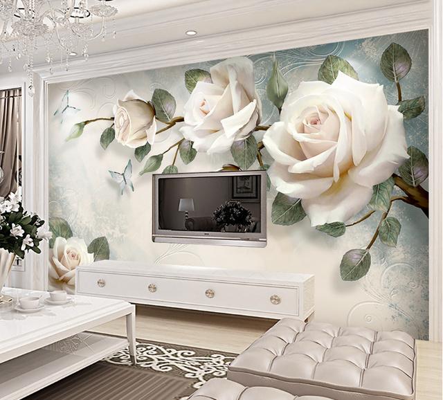 12款火热爆卖的简约欧式电视背景墙图片