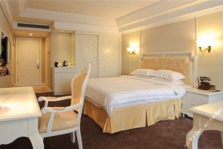 厦门唐代尔酒店—欧式商务房(大床)