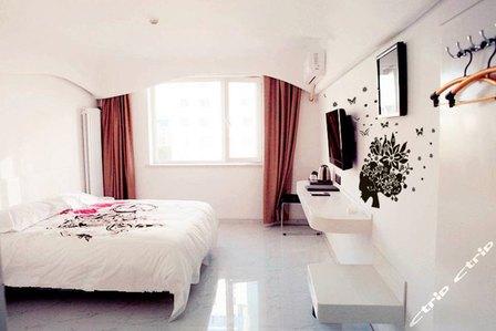 天津百悦创意酒店—概念大床房图片