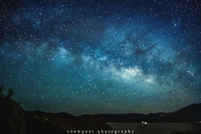 仰望星空,青春之旅