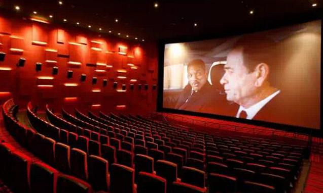电影院为什么不用led显示屏播放电影呢