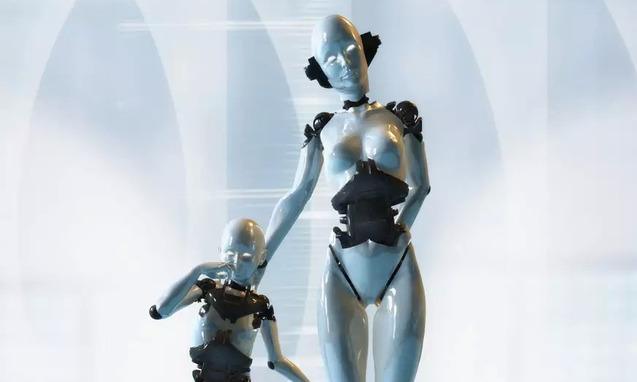 机器人小孩的电影