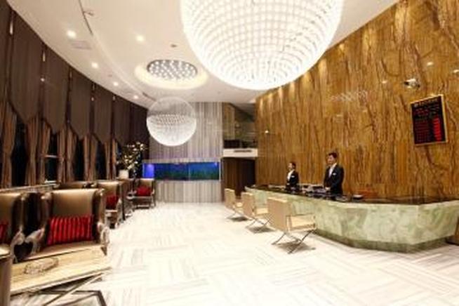 北京世纪星豪酒店(无窗商务大床房) - 大图