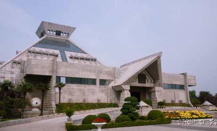 河南博物院+郑州黄河... - 大图