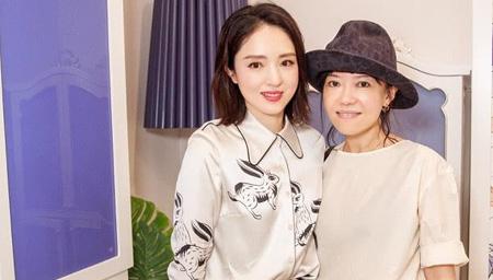 董璇离婚后亲子餐厅开业