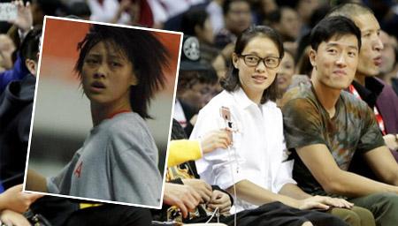 这是刘翔妻子吴莎的旧照 你认得出吗