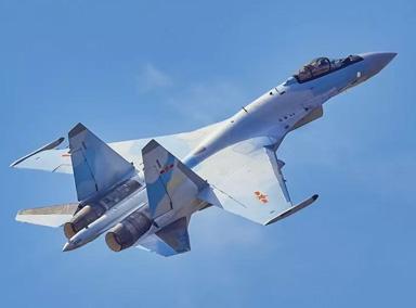 实拍中国空军最先进体系化对抗