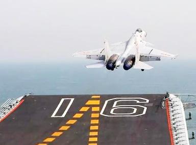 官方曝光第二艘国产航母