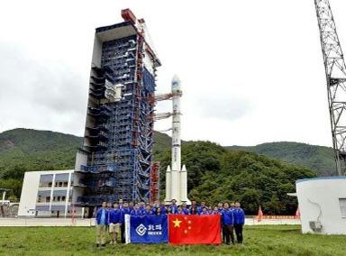 中国成功发射第四十六颗北斗导航卫星