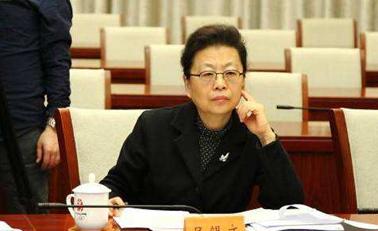 原北京市委副书记吕锡文受贿1878万