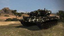 《坦克世界》0.9.3全新赛车模式宣传CG曝光