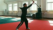 花式篮球与猴拳结合 传统技艺新式演绎