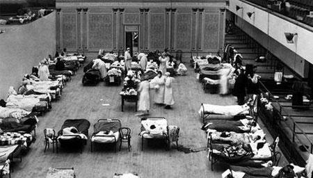 大流感幸存者给的提醒