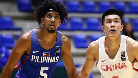 男篮亚洲杯中国队87比96菲律宾 郭艾伦5犯下场