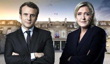 法国总统大选首轮结果出炉