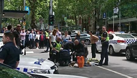 墨尔本冲撞行人事件致3死20伤 凶手已被拘捕