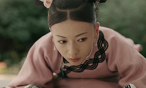 第3集精彩看点:魏璎珞戏耍皇上免责罚