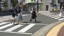 中国女子日本驾车撞人
