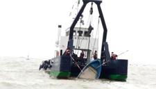 澳门发生沉船事件 目前仍有14人下落不明