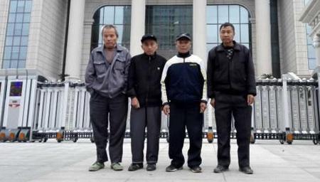 江西乐平案近14年后开庭再审 四嫌犯服刑十年或蒙冤