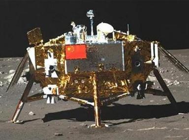 """嫦娥四号中继卫星定名""""鹊桥"""" 将于5月发射"""