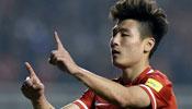 全球射手榜:武磊亚洲第一
