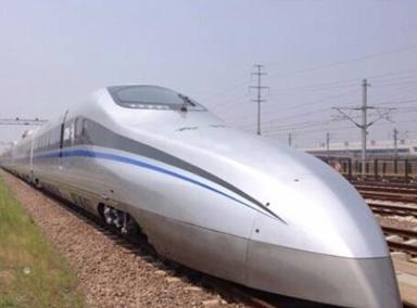 中国高铁问鼎世界第一,最快605公里