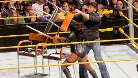 19大暴力金刚臂简单粗暴  WWE·60秒狂怒