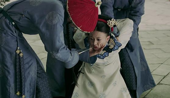 第8集精彩看点:璎珞得罪高贵妃险遭割舌