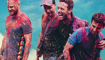 Amazing Day -- Coldplay