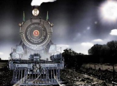 揭秘幽灵火车事件:车上乘客竟跟火车一起消失了