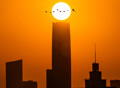 人类拍到迄今最清晰的太阳照片