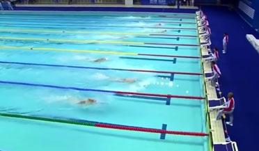 汪顺多游了200米仍破纪录夺冠