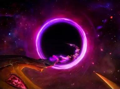 质量是太阳660亿倍的黑洞被发现