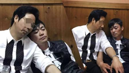王宝强离婚后醉酒照曝光