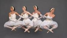 太逗了!搞笑芭蕾舞表演,我的队友是奇葩