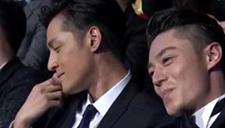 【淮秀帮】羞耻度爆表:胡歌霍建华现场看基情