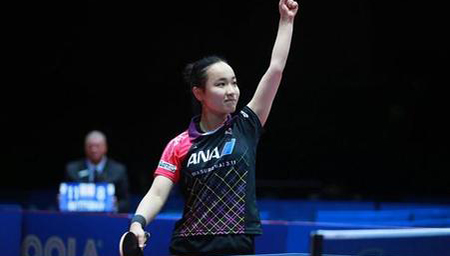 世青赛女团决赛中国1-3日本 14年内第二次丢冠