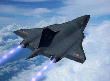 """中国新""""神龙""""将和高超声速飞行器组合"""
