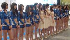 2014 Chinajoy SG 美女showgirl靓腿排排秀
