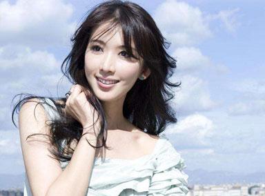 林志玲入选亚太最美面孔  已婚未婚区别很明显
