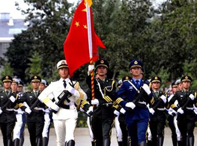 外国人如何评价中国解放军