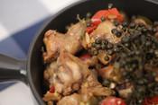 今日又吃鸡!一起get另一种吃法松仁花椒鸡!